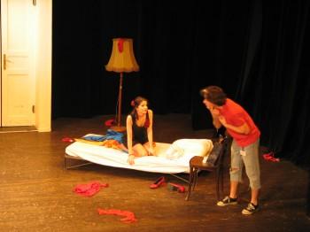 Le Dindon, role Armandin, Theatre DiK